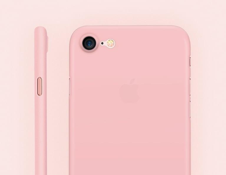 coque rose pour fille