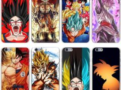 coques iPhone x dragon ball z